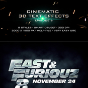 Cinematic title text effects vol 6 12617327 icon