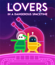 Lovers in a dangerous spacetime game boxshot icon
