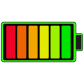 Battery health 2 monitor battery stats and usage icon
