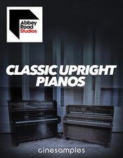 Cinesamples abbey road classic upright pianos icon