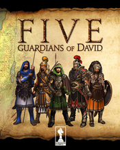 Five guardians of david game boxshot icon