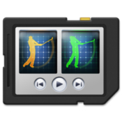 Analyzr pro video analysis app for serious golfers and instructors icon