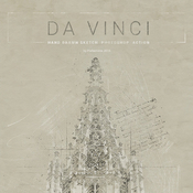 Da vinci hand drawn sketch photoshop action by profactions 16753868 icon