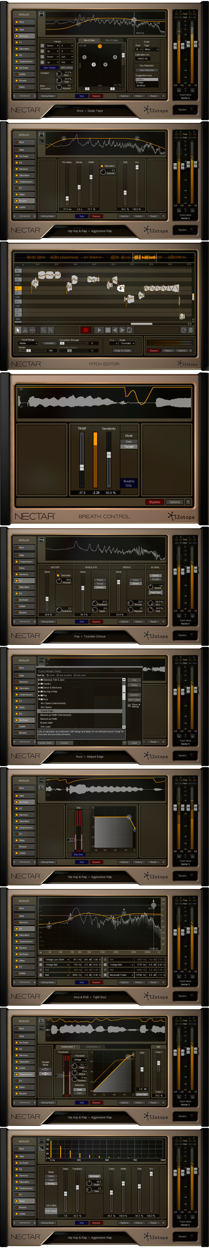 iZotope Nectar 2 Production Suite 2 04 for Mac OS X Free