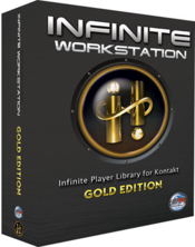 Sonic reality infinite workstation gold for infinite player icon