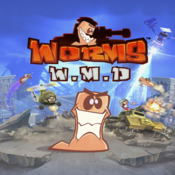 Worms w m d game icon