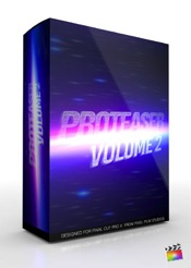 ProTeaser Volume 2 for fcpx
