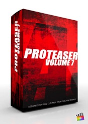 ProTeaser Volume 7 for fcpx
