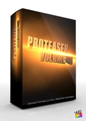 ProTeaser Volume 8 for fcpx