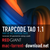 Red giant trapcode tao icon