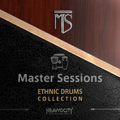 Heavyocity master sessions ethnic drum ensembles icon