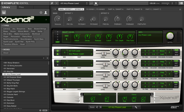 Freelance Soundlabs Xpand!2 Patch Browser 1 0 (Komplete