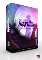 TransDub - Dubstep Transitions for FCPX